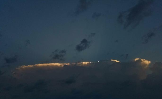 Sunriseovercloud April Hugie