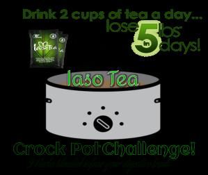 Crock Pot Challenge April Hugie